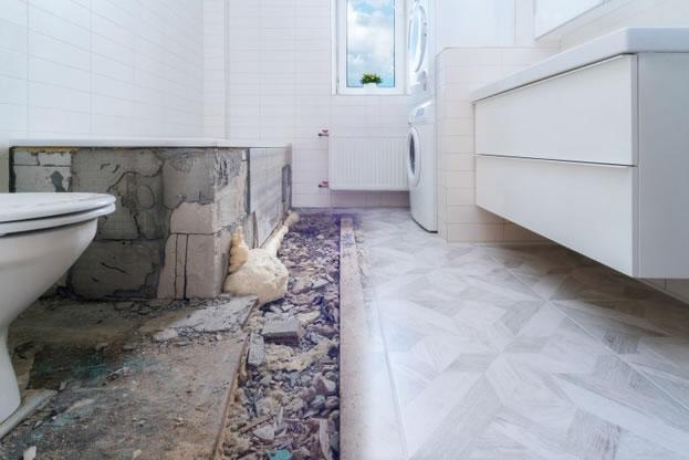 Reformar baños en Valencia